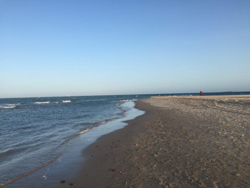 Am Meer Impressionen von Meerfair - nachhaltiger Schmuck aus Upcycling Material - 100% Handarbeit