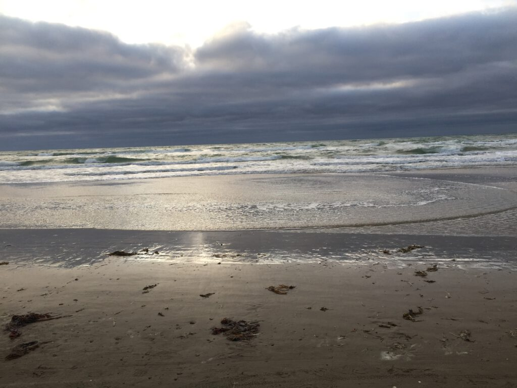 Impressionen von Meerfair Naturschmuck für Nachhaltigkeit und einen grünen Fußabdruck - Am Ozean