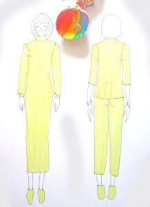 Gelbe mode
