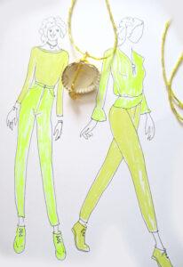 Modetipp gelb